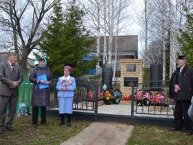 Митинги посвященные 73-й годовщине Победы в Великой Отечественной войне в населенных пунктах Сельского поселения