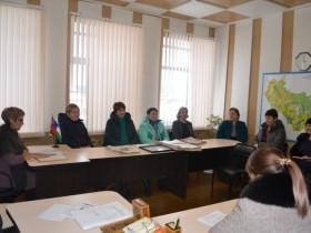 Заседание администрации по проведению новогодних мероприятий